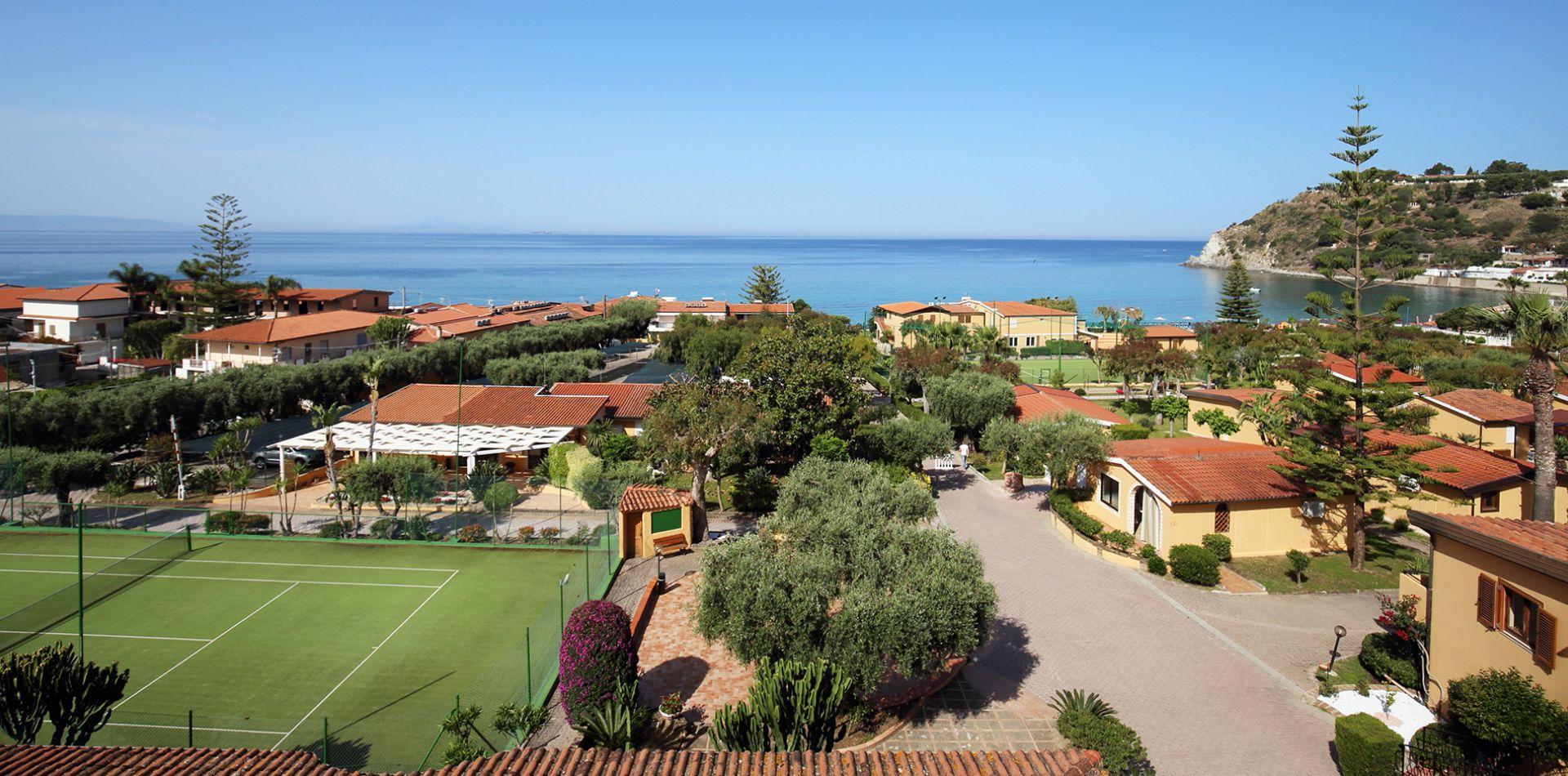 Hotel Villaggio Santa Maria Capo Vaticano vicino Tropea in ...